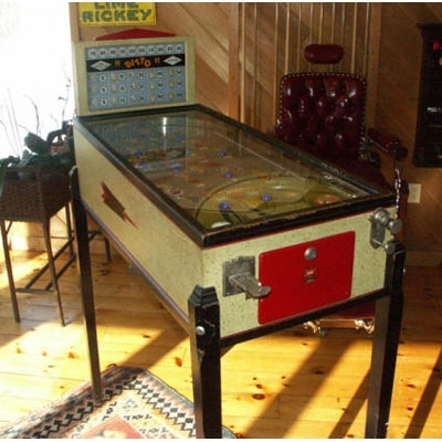 """Ditto"" Pinball Machine -"