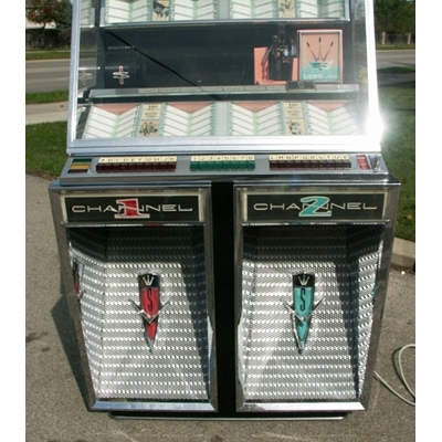 1959 Seeburg Model 222 160 Select Jukebox