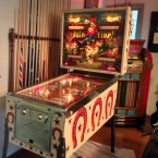 Bally Flip Flop Pinball Machine