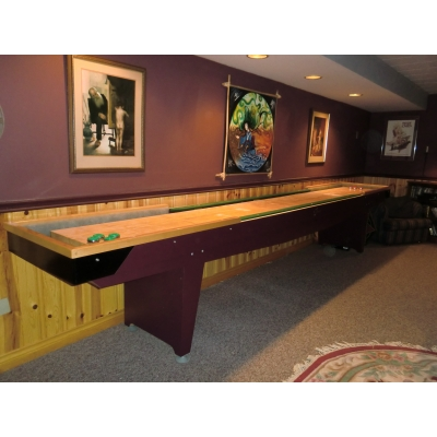 National Shuffleboard Table - 14