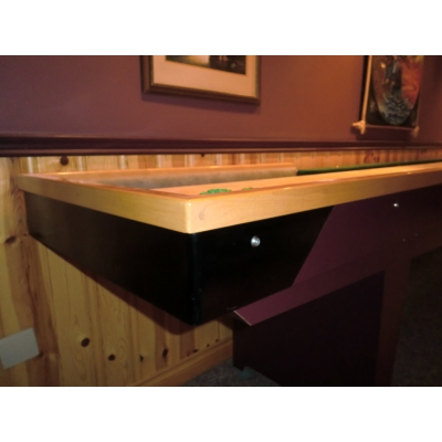 National Shuffleboard Table - 14' - Beautiful Vintage Table