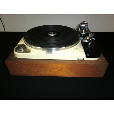 Thorens TD 124 Turntable - 1957 Classic Audiophile Turntable w/ Empire 980 Tonearm