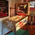 Gottlieb Out Of Sight Pinball Machine