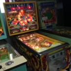 BALLY WIZARD PINBALL MACHINE - 1976