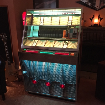 SEEBURG 201 JUKEBOX (1957) - SJ-201