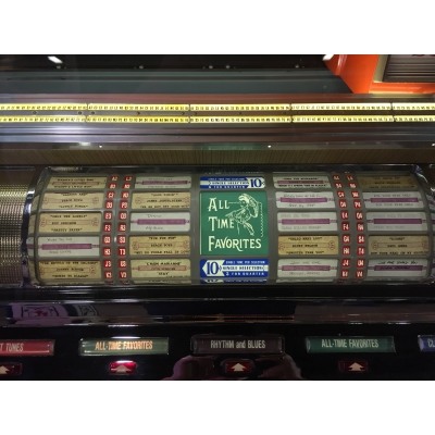 SEEBURG KD-200 JUKEBOX - 1958 - SKD-160406